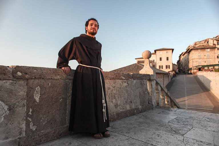 Friar Alessandro: The Voice of Assisi